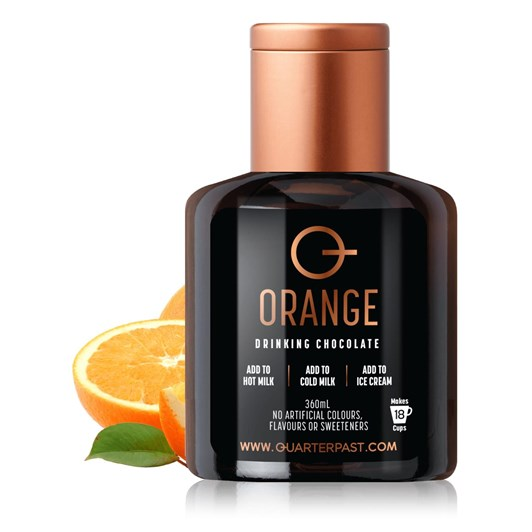 QuarterPast OrangeChocolate - 360ml