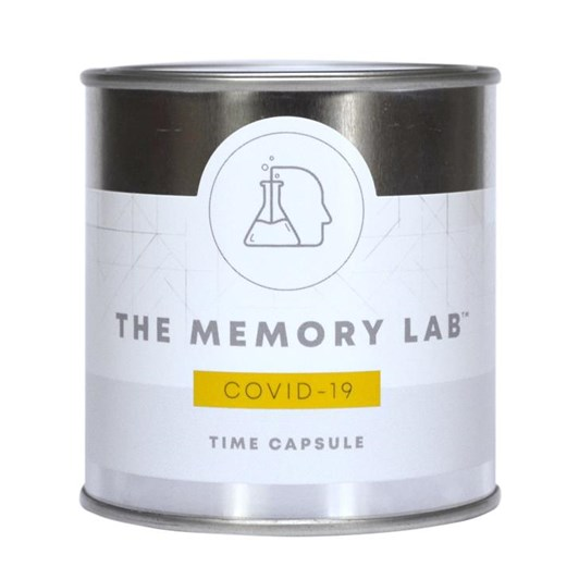 The Memory Lab Covid 19 Time Capsule