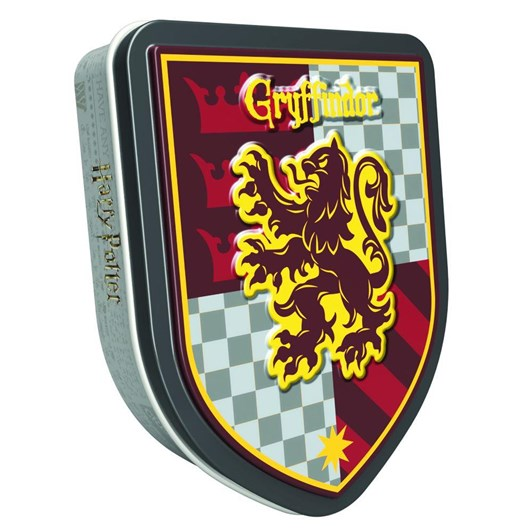 Jelly Belly Harry Potter Crest Bean Tin 28g
