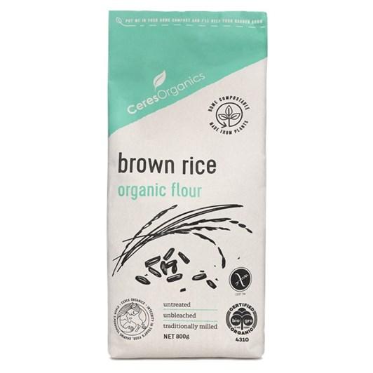 Ceres Brown Rice Flour - 800gm