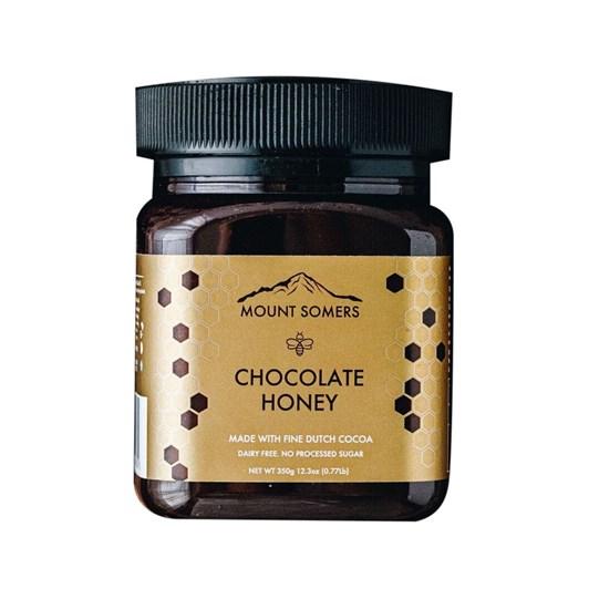 Mount Somers Chocolate Honey - 350g