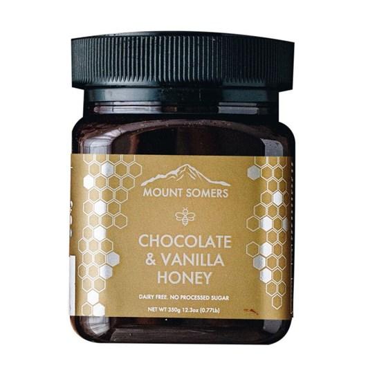 Mount Somers Chocolate & Vanilla Honey - 350g
