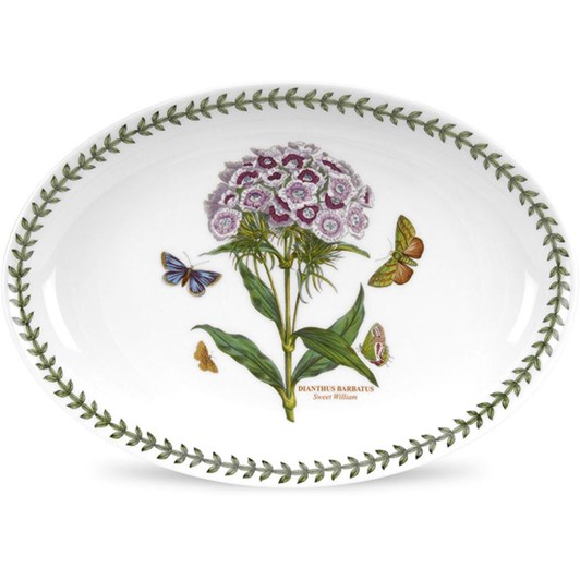 Portmeirion Oval Platter - Sweet William