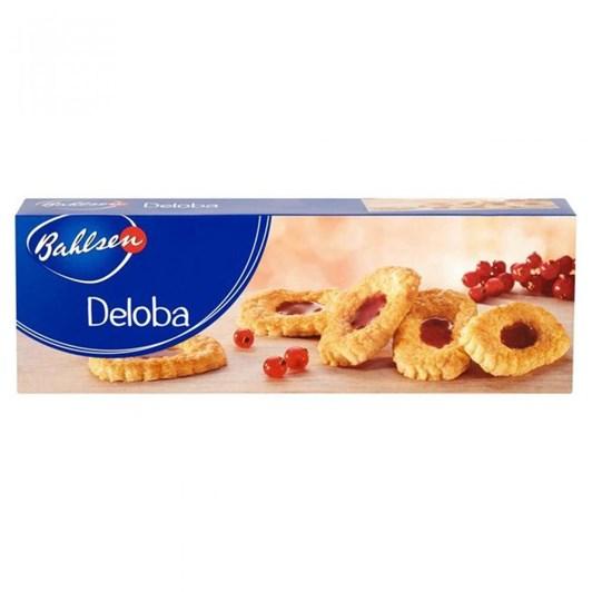 Bahlsen Deloba Redcurrant 100g