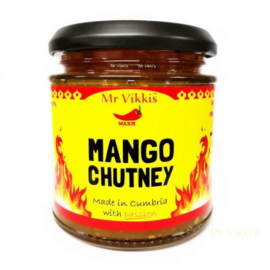Mr Vikkis Mango Chutney 200g