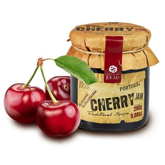 Quinta De Jaguis Cherry Jam 280g