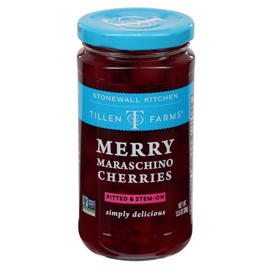 Tillen Farms Merry Maraschino Cherries 383g