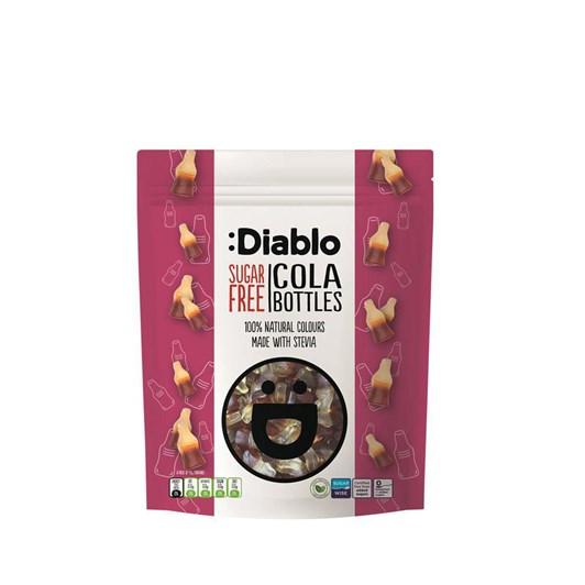 Diablo Sugar Free Cola Bottle Jelly Sweets 75g