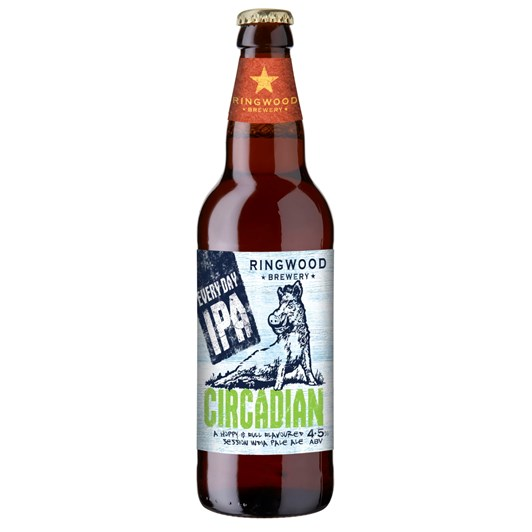 Ringwood Circadian IPA 4.5% 500ml