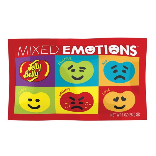 Jelly Belly Mixed Emotions Bag 28g