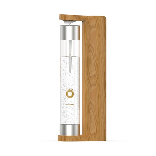 Oh Bubbles Drink Maker With Wooden Finish
