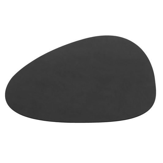 Lind Dna Table Mat Nupo Anthracite Curve L 37X44Cm