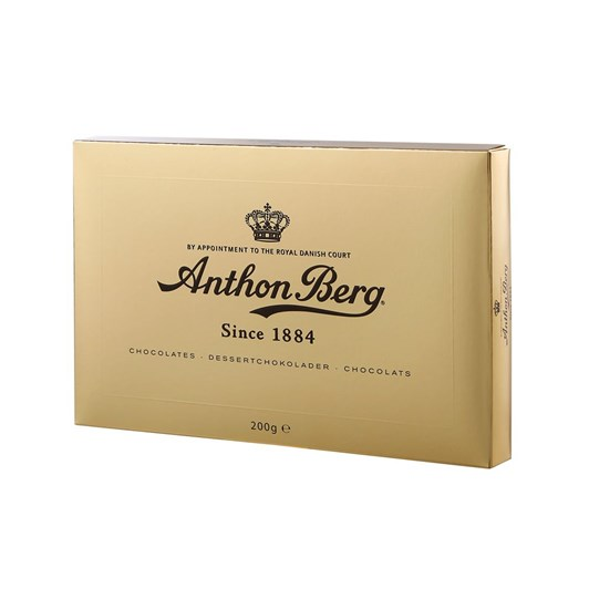 Anthon Berg Gold Assorted Chocolates 200G