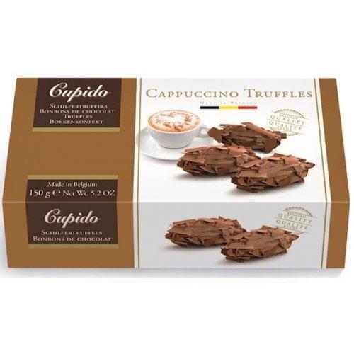 Cupido Chocolate Flake Truffle Milk Cappuccino 150g