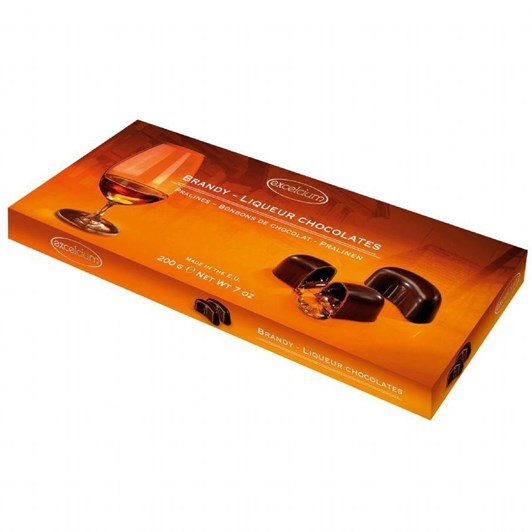 Hamlet Liqueur Brandy Chocolates 200g