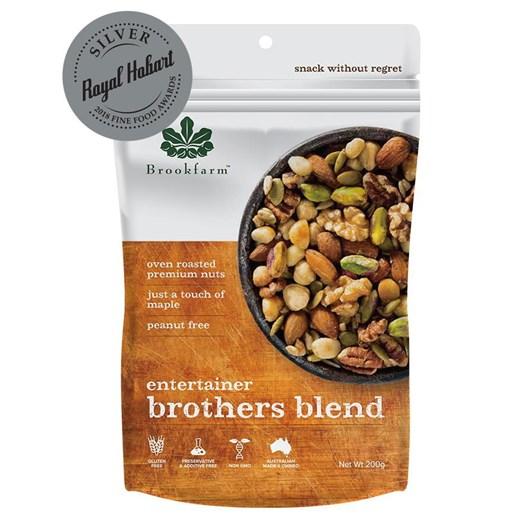 Brookfarm Brothers Blend Nuts 200g