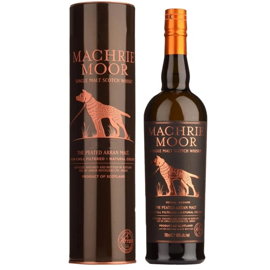 Machire Moor Single Malt Whisky 700ml