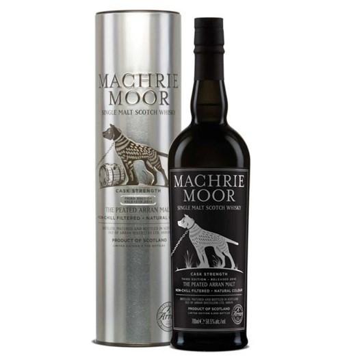 Machire Moor Cask Strength Whisky 700ml