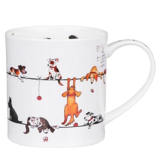 Dunoon Orkney Livewires Dogs Mug