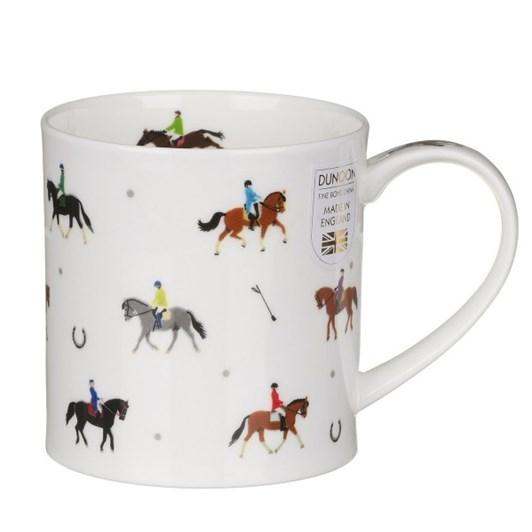 Dunoon Orkney Sports Stars Equestrian Mug