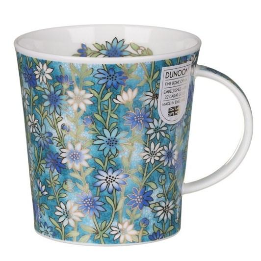 Dunoon Lomond Ophelia Blue Mug