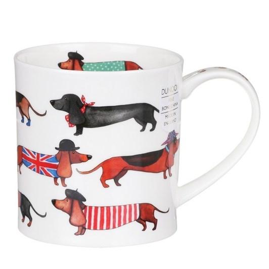 Dunoon Orkney Dashing Dog Sausage Mug
