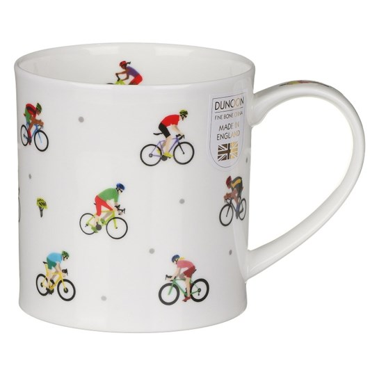 Dunoon Orkney Sporting Stars Cycling Mug