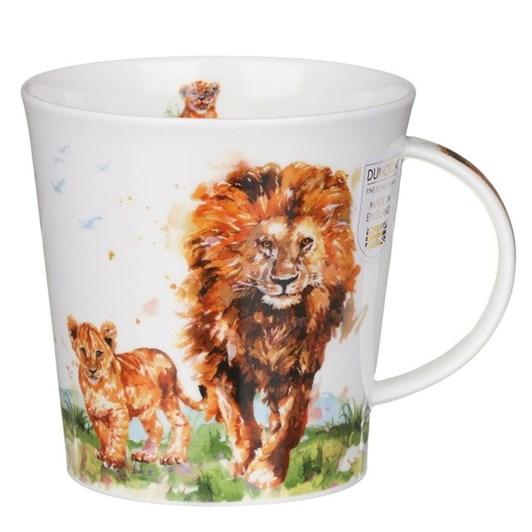 Dunoon Cairngorm Serengeti Lion Mug