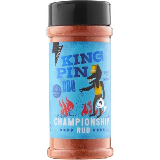 Culley's King Pin BBQ Championship Rub 150g