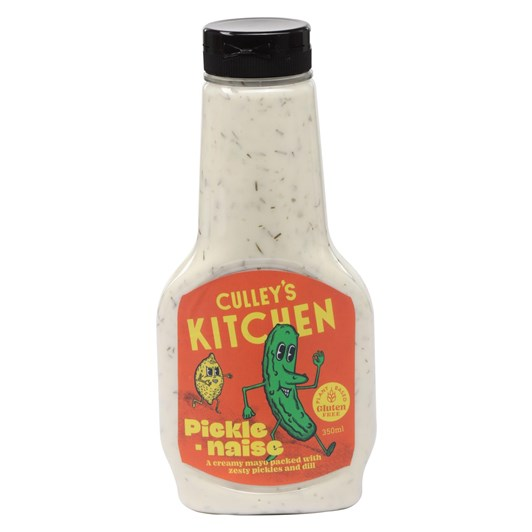 Culley's Kitchen Pickle-Naise 350ml
