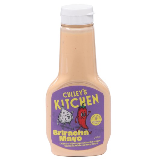 Culley's Kitchen Sriracha Mayo 350ml