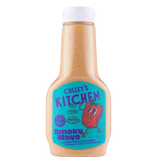 Culley's Kitchen Smoky Mayo 350ml