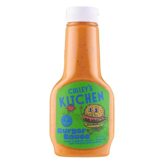 Culley's Kitchen Burger Sauce 350ml