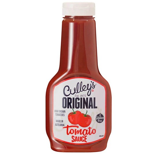 Culley's Kitchen Original Tomato Sauce 400g
