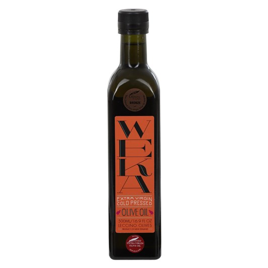 Weka Olive Oil Leccino 500ml
