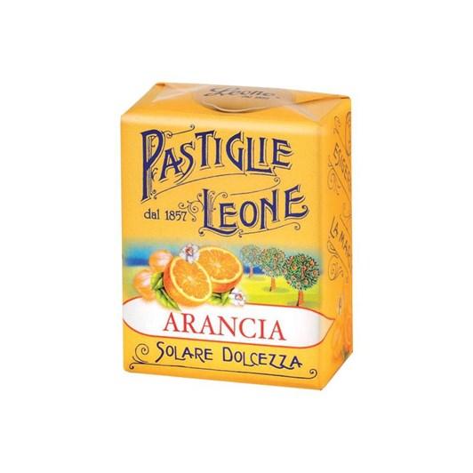 Leone Orange Pastilles Box 30g