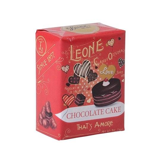 Leone Chocolate Cake Pastilles 30g