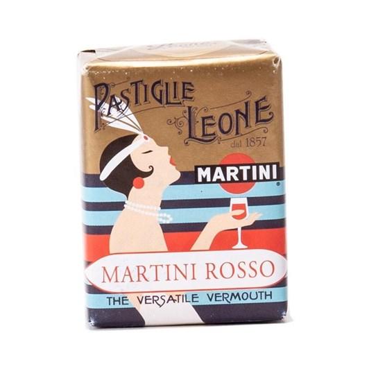 Leone Martini Rosso Pastilles Box 30g