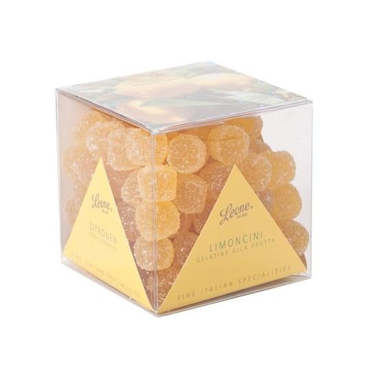 Leone Lemon Jellies Cube 190g