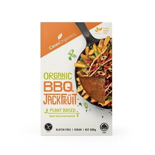Ceres Jackfruit Meals 200g - BBQ