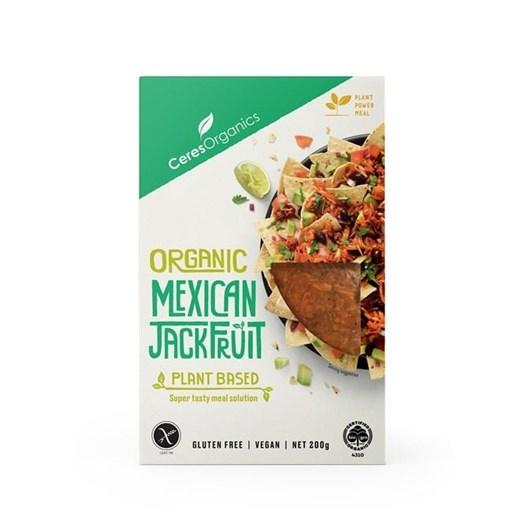 Ceres Jackfruit Meals 200gm - Mexican