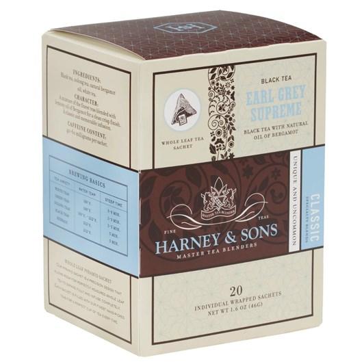 Harneys Wrapped Sachet -  Earl Grey Supreme
