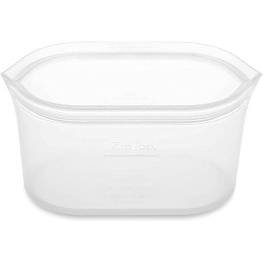 Zip Top  Dish Medium 710ml Frost