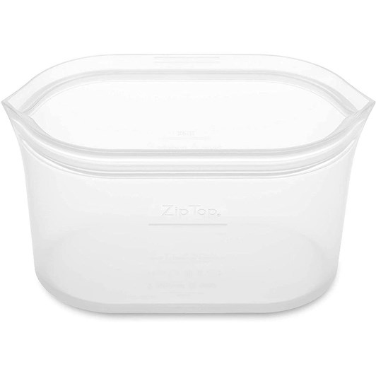 Zip Top  Dish Large 946ml Frost