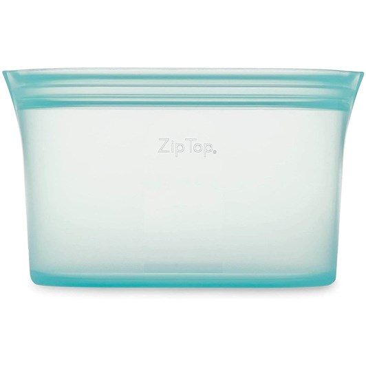 Zip Top  Dish Large 946ml Teal