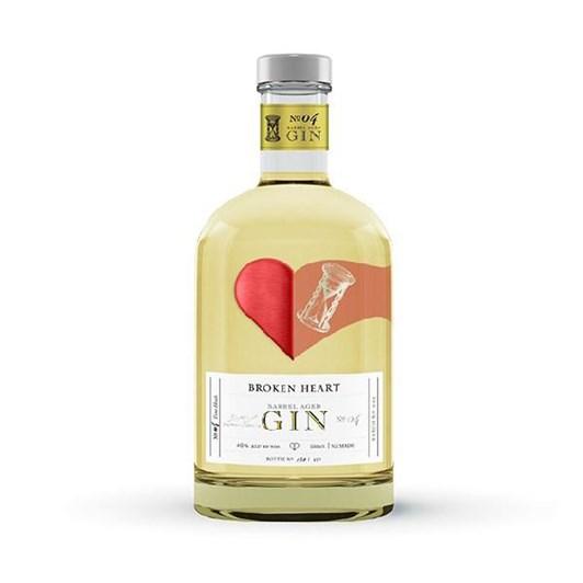 Broken Heart Barrel Aged Gin 40% 500ml