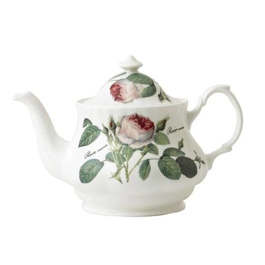 Roy Kirkham Redoute Rose Teapot Small