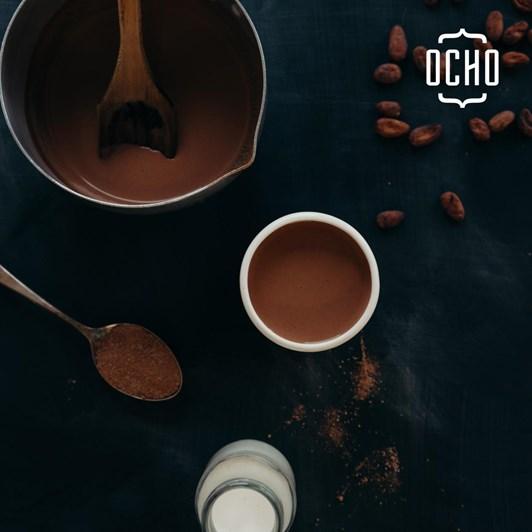 Ocho Spiced Drinking Chocolate - 50% Cocoa