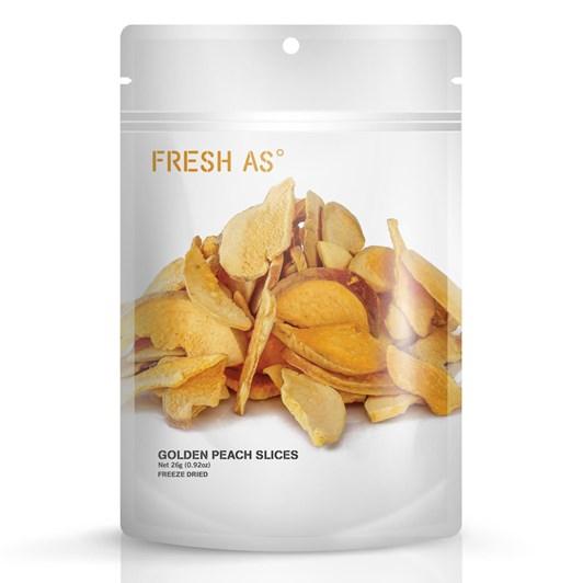 Fresh As Golden Peach Slice - 26gm