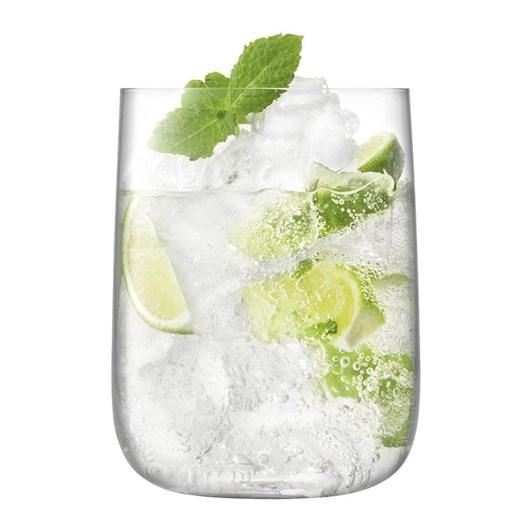 LSA Borough Bar Glass x 4 625ml